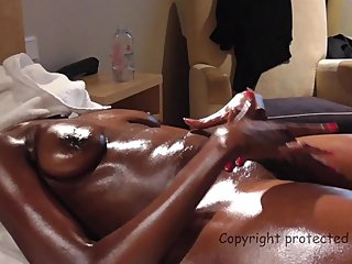 black and ebony,fingering,masturbation