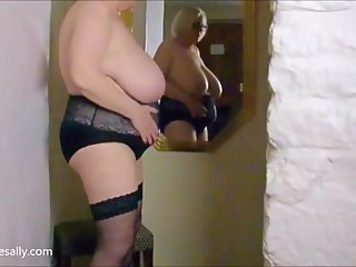 bbw,big boobs,grannies
