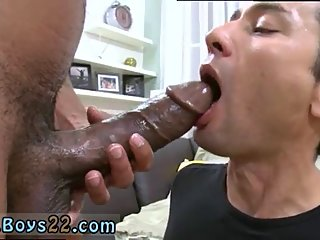 hunk,enjoying,gobbling