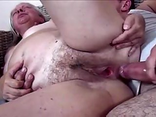 hairy,matures,old+young