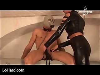 leather,masked,mistress