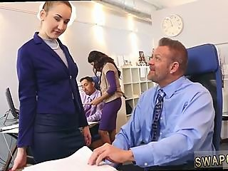 secretaries,sucking,huge