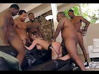 anal,group sex,interracial