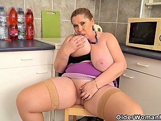 bbw,big boobs,european