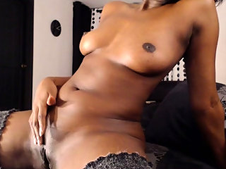black and ebony,masturbation,solo