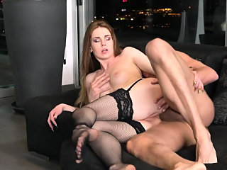 anal,brunette,doggystyle
