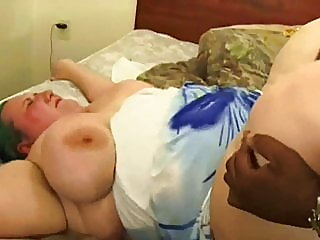blowjob,bbw,interracial