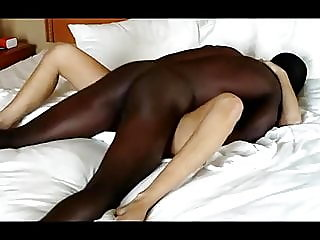amateur,blonde,interracial