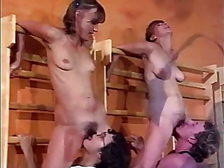 hairy,group sex,vintage