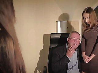 old &,hd videos,secretary