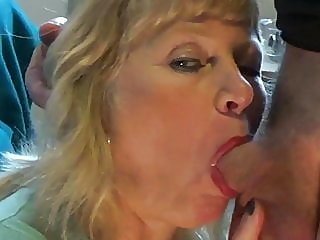 blonde,blowjob,close-up