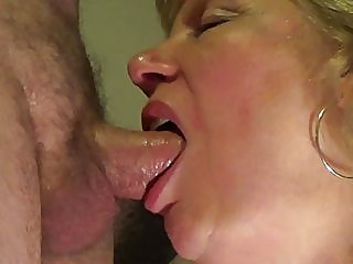 blonde,blowjob,mature