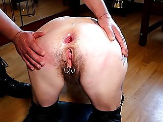 anal,fingering,hairy