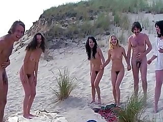 beach,blowjob,public nudity