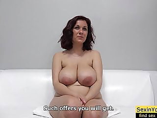 shy milf with big tits,,