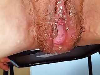 hairy,creampie,grannies