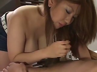 asian,big tits,interracial