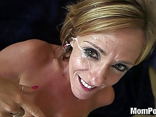 cougars,facials,matures