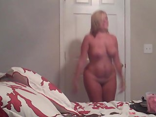 blondes,hd videos,jumping