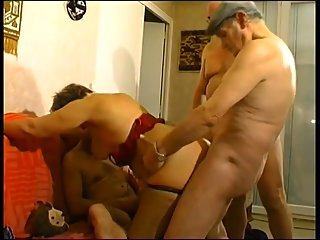 matures,group sex,grannies