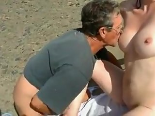 beach,masturbation,mature