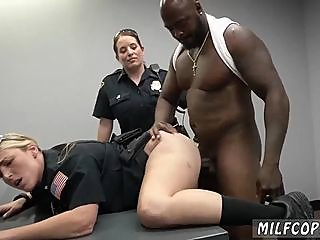 female,cops,excited