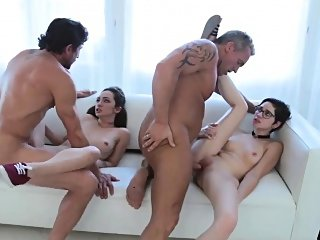 big cocks,doggystyle,group sex