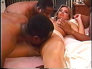 blondes,creampie,interracial