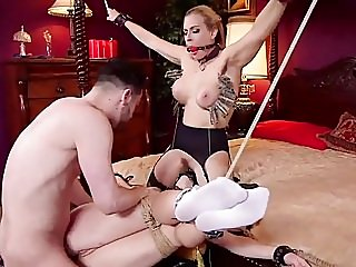bdsm,spanking,female choice
