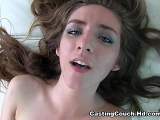 interracial,casting,pov