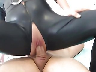 anal,blondes,latex