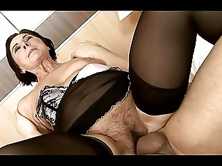 hairy,matures,stockings