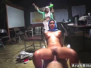french,arab,anal