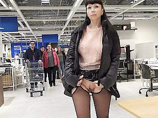 public nudity,upskirts,flashing