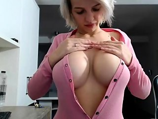 big boobs,blonde,european