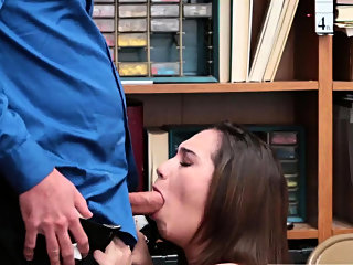 blowjob,brunette,doggystyle