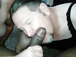 blowjob,bisexual,interracial