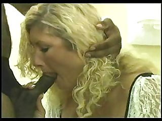 blonde,creampie,interracial