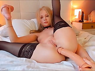webcam,anal,blonde