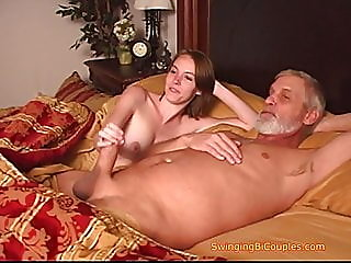 amateur,handjob,old &