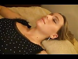 amateur,blonde,massage