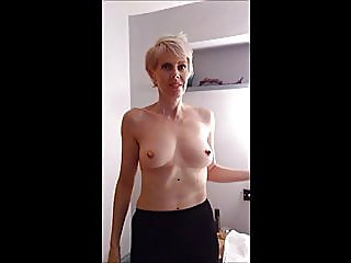 blonde,nipples,milf