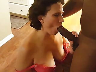 mature,creampie,interracial
