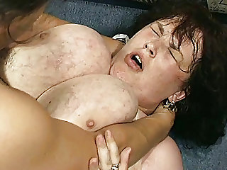 bbw,german,deep throat