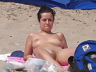 amateur,beach,public nudity