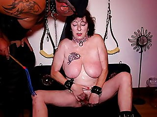 hairy,mature,bdsm