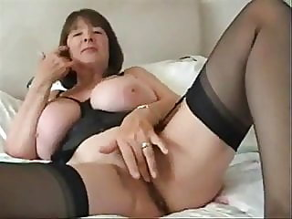 blowjob,mature,stockings