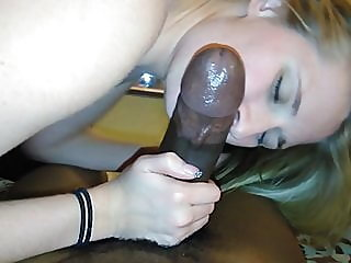 blonde,blowjob,squirting