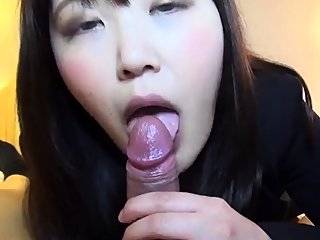 asian,big boobs,blowjob