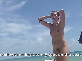 beach,hairy,public nudity